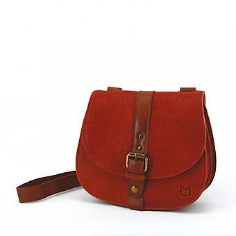 Der Sublime - Terracotta - Bubble Leather