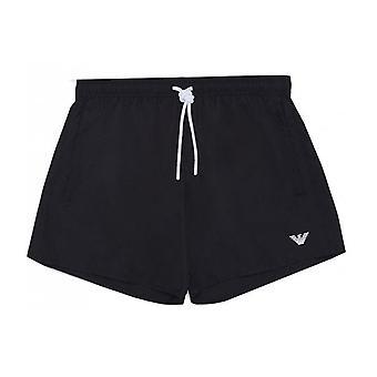 EA7 Men's Black Swim Shorts