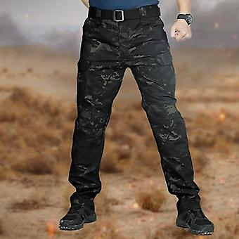 Men Casual Cargo Pants Classic Outdoor Hiking, Trekking, Army Tactical