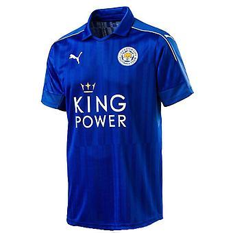 Puma Miesten Leicester City 16-17 Home Replica Jalkapallo Sininen Sarja 897472 01 A10E