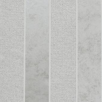 Calico Stripe Textura Fondo de pantalla Gris Arthouse 921300