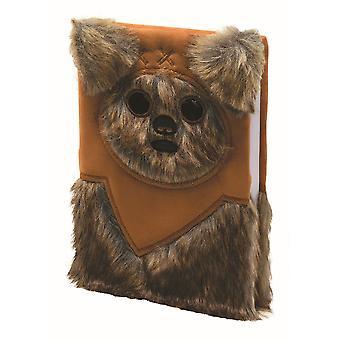 Star Wars Ewok Furry A5 Notebook