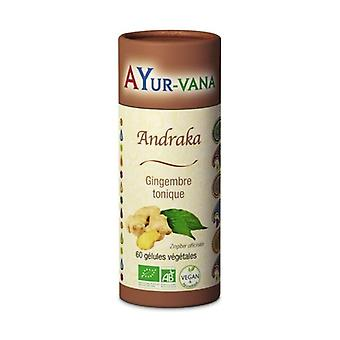 Andraka Bio 60 vegetable capsules