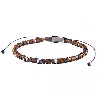 Bracelet Homme Geographical Norway  315021 - MARRON