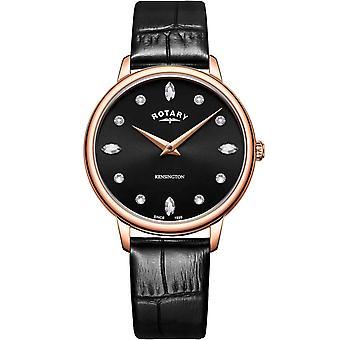 Ladies Watch Rotary LS05174/04, Quartz, 35mm, 5ATM