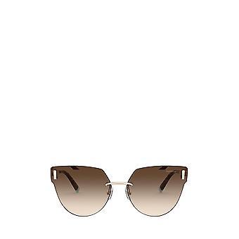 Tiffany TF3070 pale gold female sunglasses