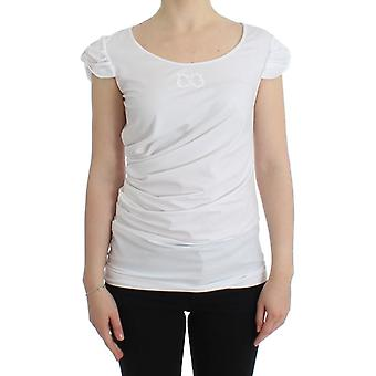 White cotton top