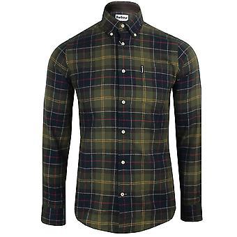 Barbour mens classic tartan 7 shirt