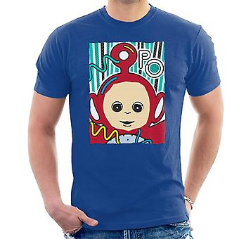 Teletubbies Po The Fourth Teletubby Men's T-Shirt