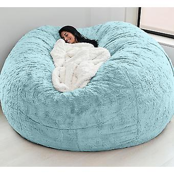 Fur Soft Bean Bag Sofa Cover Living Rooms Furniture Party Leisure Giant Big