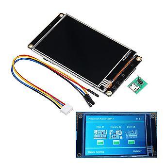 Nextion Enhanced Nx4832k035 3.5 Inch Hmi Intelligent Smart Module Display Panel