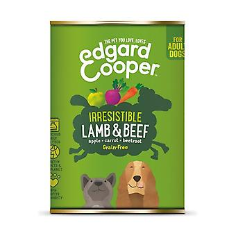 Tin Can for Lamb and Beef Dogs 400 g