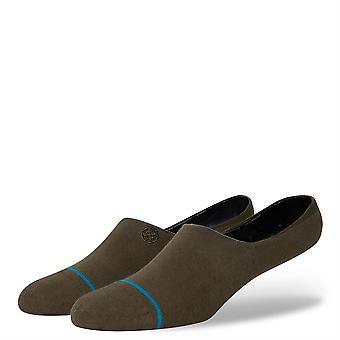 Stance Men's Socken - Icon No Show grün