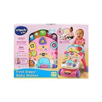Vtech 505653 baby walker, pink standard packaging