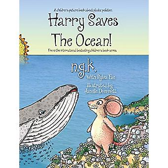 Harry Saves The Ocean! - Teaching children about plastic pollution and