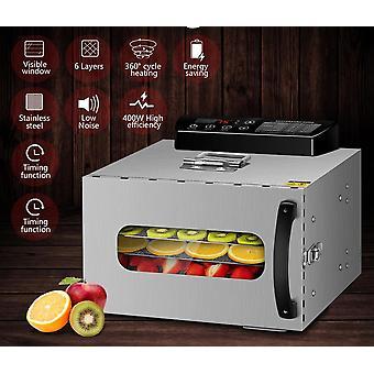 Lebensmittel-Dehydrator Fruchttrocknungsmaschine, Trockner für Gemüse, Obst, Fleisch,