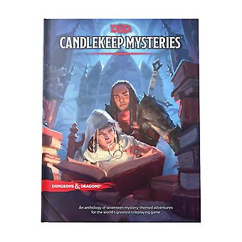 Candlekeep Mysteries Dampd Adventure Book  Dungeons amp Dragons by Wizards RPG Team