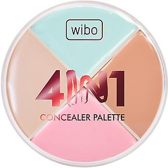 Wibo Facial Concealer Palette 4 in 1