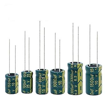 High Frequency Low Esr Aluminum Capacitor