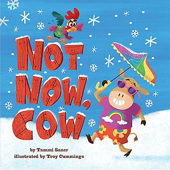 Not Now Cow by Tammi Sauer