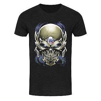 Requiem Collective Mens Skull Guise T-Shirt