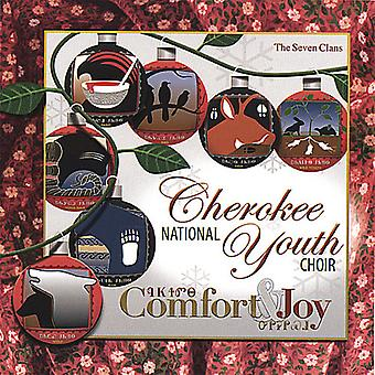 Cherokee National Youth Choir - Komfort & Joy [CD] USA import