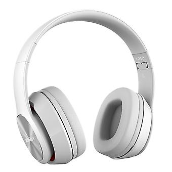 Wireless bluetooth headphones over-ear 5.0 sports headsets support tf card 3.5mm aux in fm radio