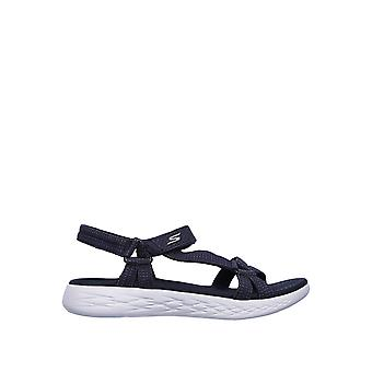 Skechers Women's On-The-Go 600 Flat Sandals
