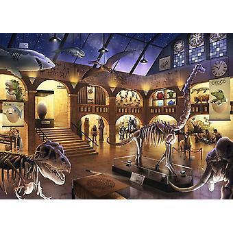 Ravensburger Puzzle Escape Kids Museum Mysteries 368 pezzi