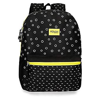 Movom Bubbles Backpack 42 Centimeters 21.5 Black(1)