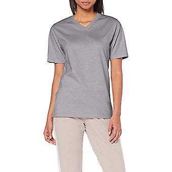 Trigema 537203 T-Shirt, Grey (Cool/Grey 012), Small Woman