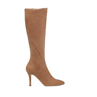 Negen West Womens Fame Pointed Toe Knee High Fashion Boots