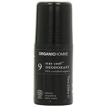 Green People - Organic Hommes Stay Cool Deodorant 75ml