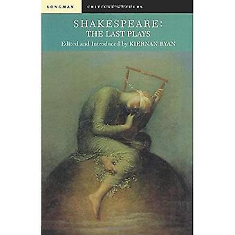 Shakespeare: The Last Plays� (Longman Critical Readers)