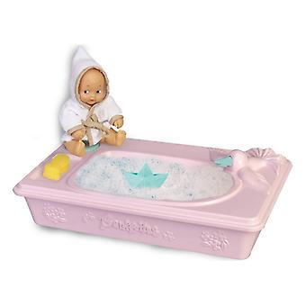 Baby Doll with Accessories Barriguitas Pink