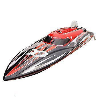Joysway אלפא מברשות ארטר אדום מירוץ סירה W / O באט / Chrgr