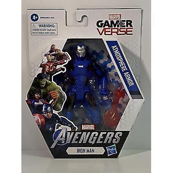 Avengers Iron Man Atmosphere Armor Gamer Verse Hasbro E9866