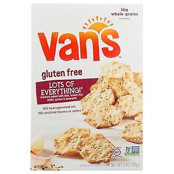 Vans Cracker Everything Gf, Koffer van 6 X 5 Oz