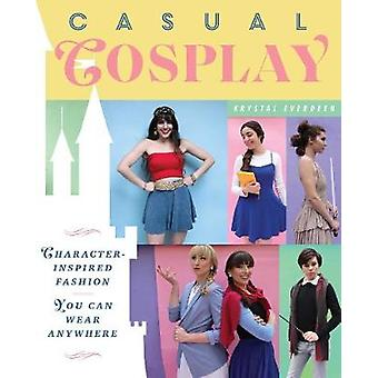 Casual Cosplay CharacterInspired Fashion You Can Wear Anywhere