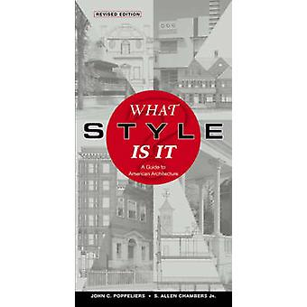 What Style Is It by John C. Poppeliers