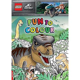 LEGO (R) Jurassic World (TM): Fun to Colour