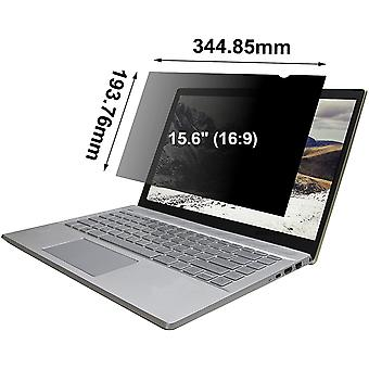 Sichtschutzfilter für 15,6Zoll Widescreen Laptop-Monitor (16:9)