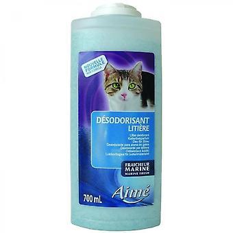 Aime Deodorant For Marine Litter 700ml - For Cat