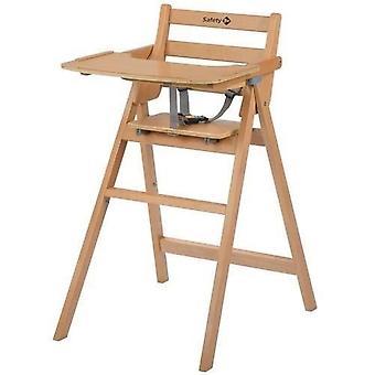 Nordik High Chair Wood