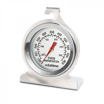 Stainless Steel Instant Read Oven Smoke Monitoring Thermometer