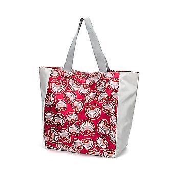 Skládací úložný nákupní taška Supermarket Přenosný potravinový tote kabelka Velká kapacita