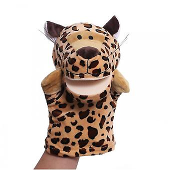 Kids Soft Cuddly Hand Puppets With Working Mouth