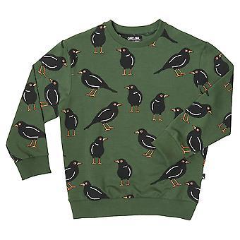 Jungen Mode Vogel Sweatshirt Little Cotton Winter Hoody / Tops