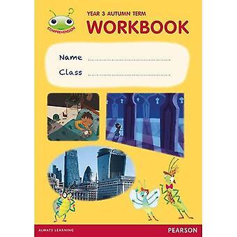 Bug Club Pro Guided Y3 Term 1 Pupil Workbook (Bug� Club Guided)
