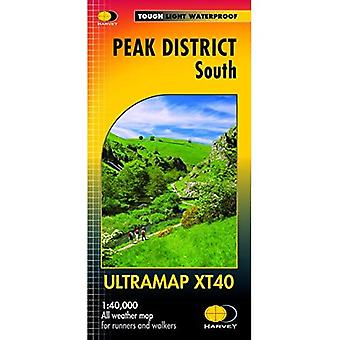 Peak District South Ultramap (Ultramap)